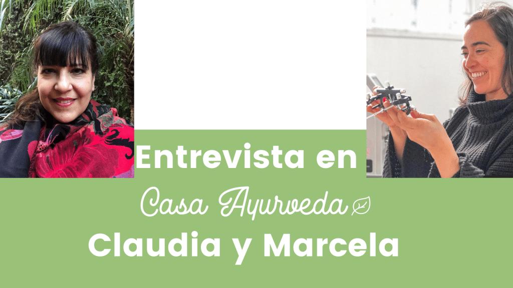 Entrevista Claudia y Marcela